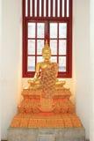 Buddha in Thailand. Buddha is generally seen in Bangkok, Thailand Royalty Free Stock Photo