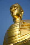 Buddha in Thailand. Buddha is generally seen in Thailand Stock Photos