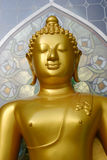 Buddha in Thailand. Buddha is generally seen in Thailand Stock Photo