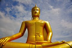 The Buddha in Thailand Stock Photography