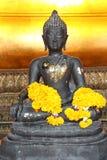 Buddha in Thailand Lizenzfreie Stockfotos