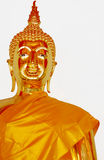 Buddha in Thailand. As the most population of Thailand is Buddhist, we can find many temple and buddha image from village to big city. Hence, Thailand is well Royalty Free Stock Images