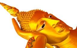 Buddha in Thailand. Statue of Buddha in Thailand Stock Photo