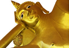 Buddha in Thailand. Statue of Buddha in Thailand Royalty Free Stock Photography