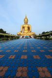 Buddha at Thailand Royalty Free Stock Images