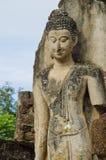 Buddha in Thailand lizenzfreies stockbild