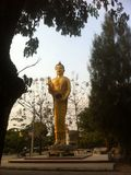 Buddha. In Thailand Stock Photography