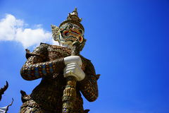 buddha thailand Arkivfoto