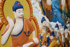 buddha thailand Royaltyfri Bild