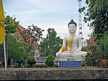 Buddha in Thailand Lizenzfreies Stockfoto