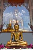 buddha thailand Royaltyfria Bilder