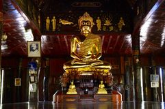 Buddha in thailand Royalty Free Stock Photography