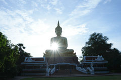 Buddha in Thailand Royalty Free Stock Images
