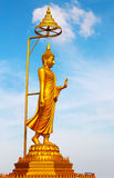 Buddha in thailand. Royalty Free Stock Photo