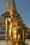 Buddha in Thailand Royalty Free Stock Photos