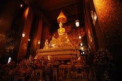 Buddha. Thailand Style,Wat Suthat, Buddha in Wat Suthat Stock Images