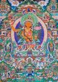 buddha thangka Obraz Stock
