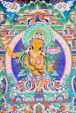 Buddha of thangka Royalty Free Stock Image