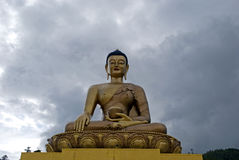 Buddha, Thimphu, Bhutan Royalty Free Stock Images
