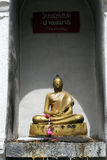 Buddha of Thursday Royalty Free Stock Images