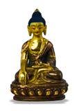 Buddha tibetano Fotografía de archivo libre de regalías