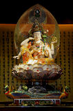 Buddha Tooth Relic Temple Stock Images