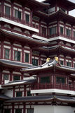Buddha Tooth Relic Temple, Chinatown, Singapore Stock Photo