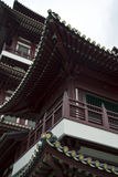 Buddha Tooth Relic Temple, Chinatown, Singapore Stock Photos