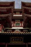 Buddha Tooth Relic Temple, Chinatown, Singapore Royalty Free Stock Photos
