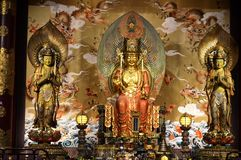 Buddha Tooth Relic Temple Royalty Free Stock Photos
