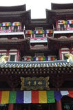 Buddha Tooth Relic Temple and Museum in Singapore Stock Photography