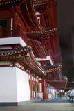 Buddha Tooth Relic Temple in Singapore Royalty Free Stock Photo