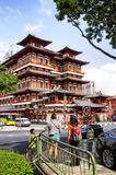 BUDDHA TOOTH RELIC TEMPLE Stock Photos