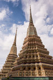 Buddha Tower 2 of Royal Palace in Bankok Stock Photography