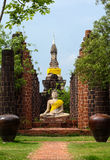 Buddha is traditionally Royalty Free Stock Image
