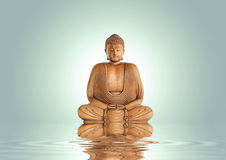 Buddha Tranquility Royalty Free Stock Photos