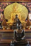 Buddha tre Fotografering för Bildbyråer