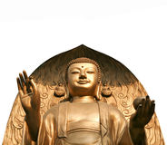 buddha tusen dollar Royaltyfria Foton