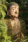 buddha tusen dollar le shan Fotografering för Bildbyråer