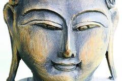 buddha twarz s Zdjęcie Stock