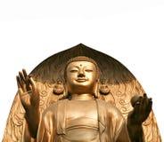 buddha uroczysty Zdjęcia Royalty Free