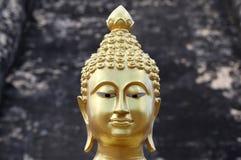 Buddha vänder mot Royaltyfri Foto