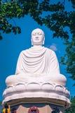 Buddha in Vietnam royalty free stock photography