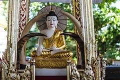 Buddha von Myanmar stockfoto