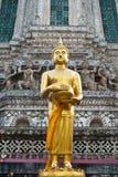 buddha władyki stojak Zdjęcie Stock