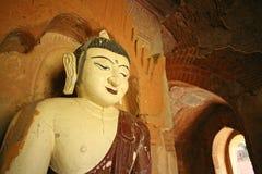 Buddha w Bagan fotografia stock