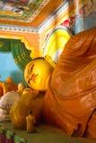 Buddha w Bandarawela Buddyjskiej świątyni na Sri Lanka Zdjęcie Stock