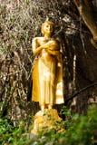 Buddha w dolinie obraz stock