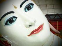 Buddha w Myanmar Zdjęcia Stock