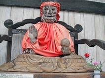 Buddha w Nara Zdjęcie Stock